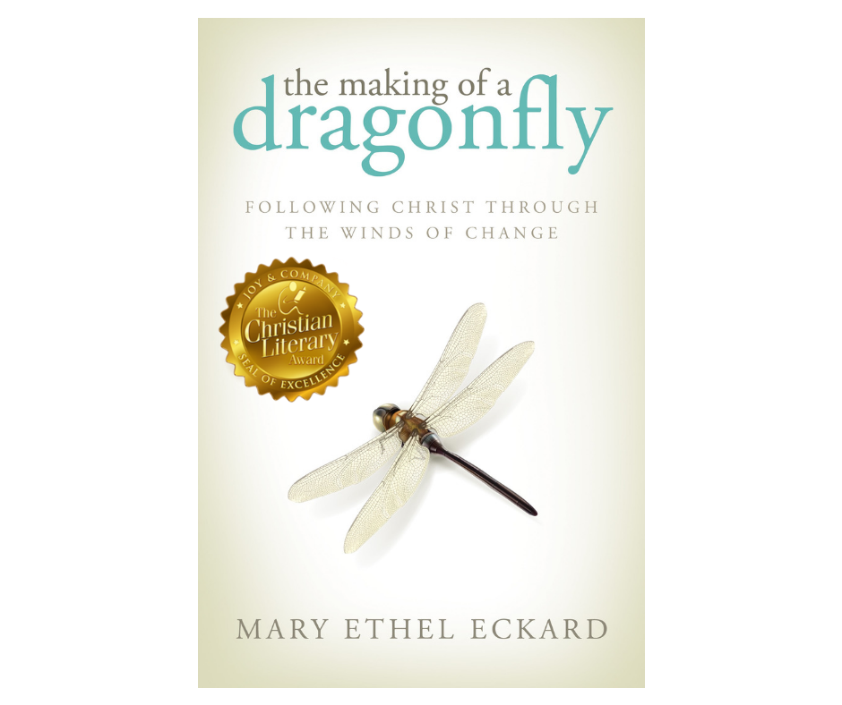 "Why I wrote ""The Making of a Dragonfly"""